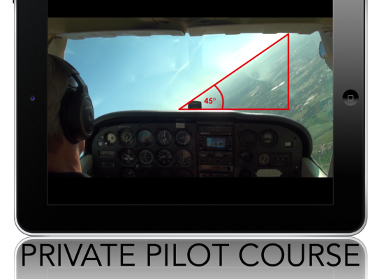 Private Pilot Course – Flight Portion