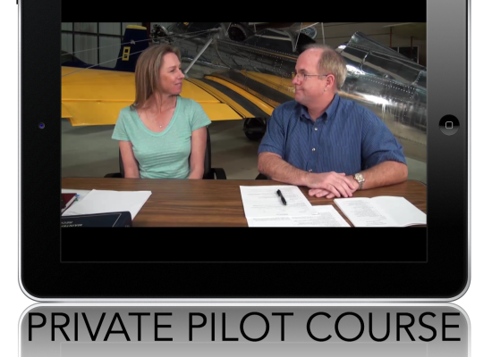 Private Pilot Course – Ground Portion